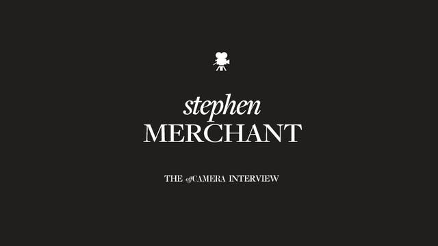 Ep 178. Stephen Merchant