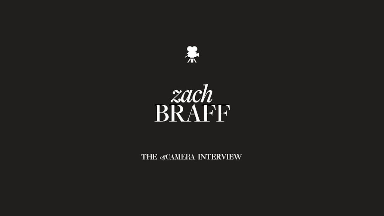 Ep 31. Zach Braff