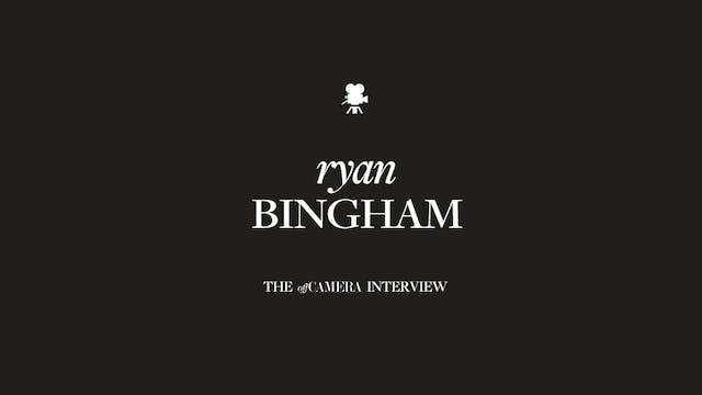 Ep 165. Ryan Bingham