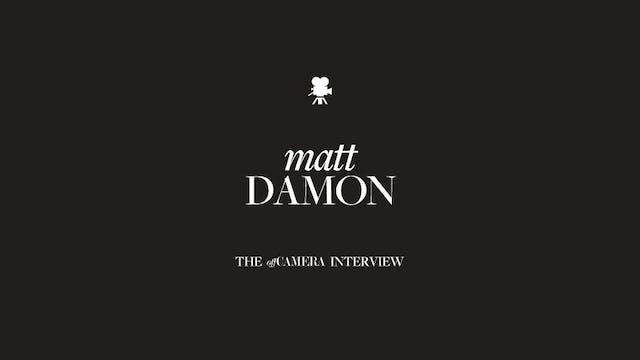 Ep 168. Matt Damon