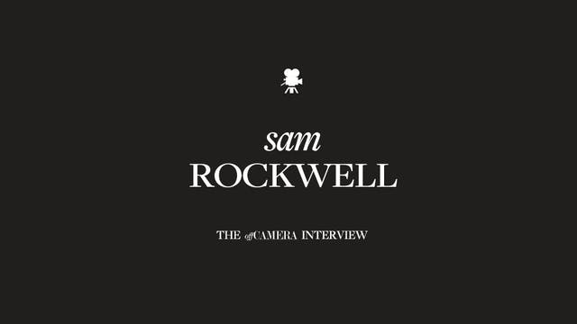 Ep 126. Sam Rockwell