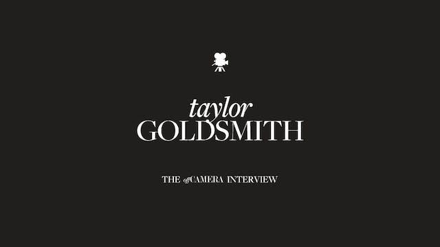 Ep 20. Taylor Goldsmith