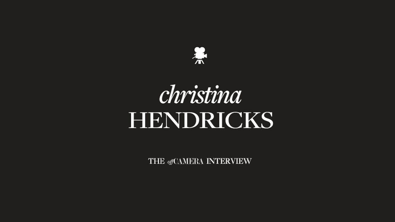 Ep 144. Christina Hendricks