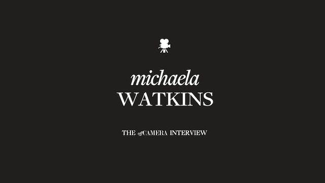Ep 111. Michaela Watkins