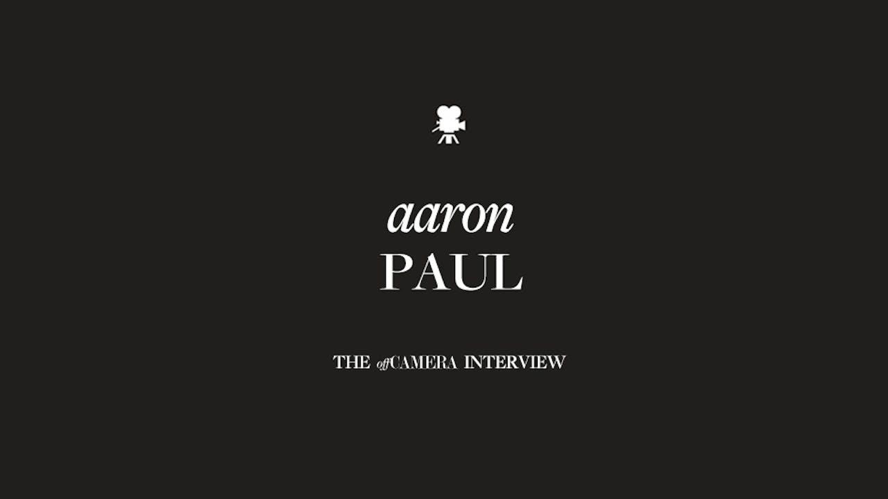 Ep 86. Aaron Paul