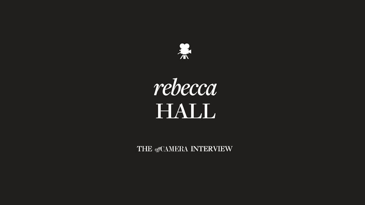 Ep 121. Rebecca Hall