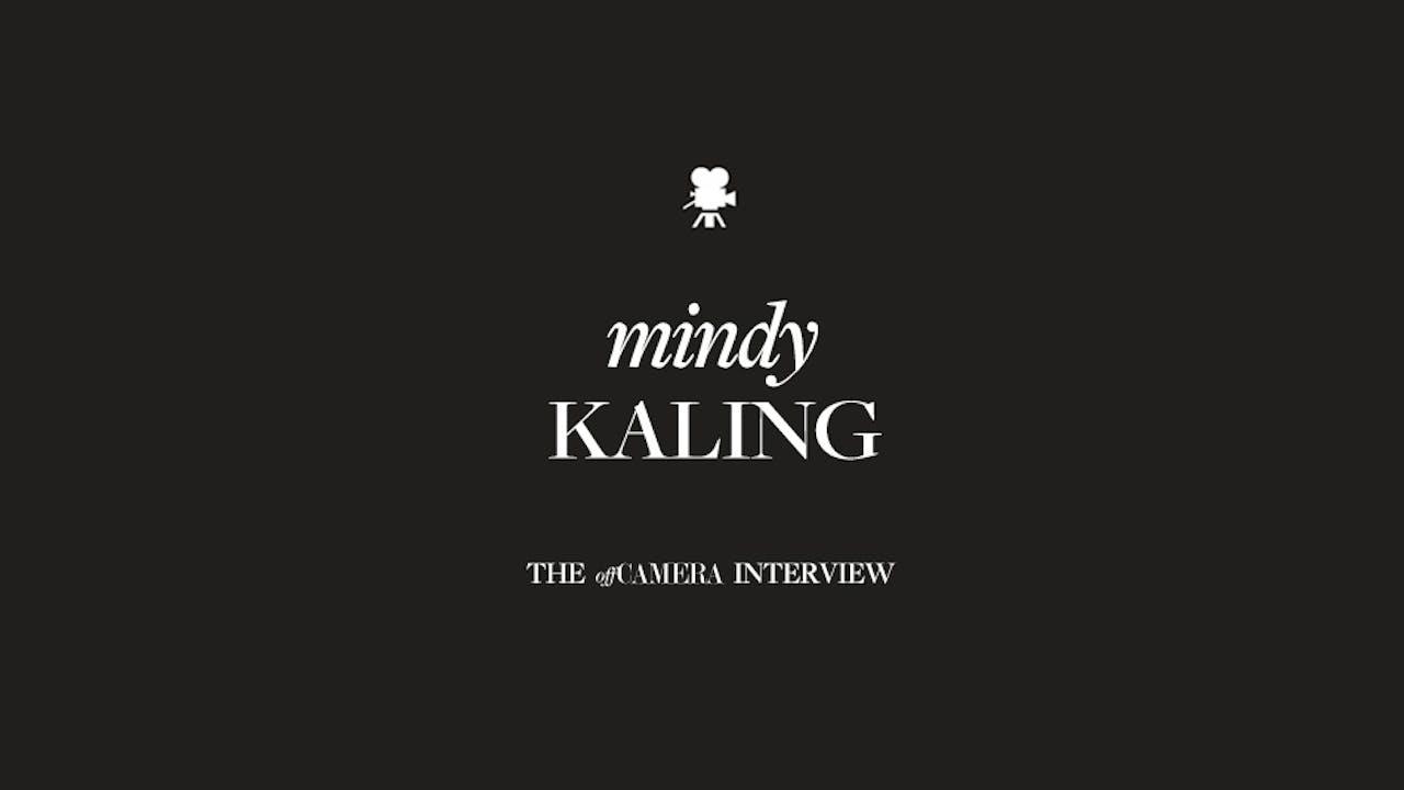 Ep 72. Mindy Kaling
