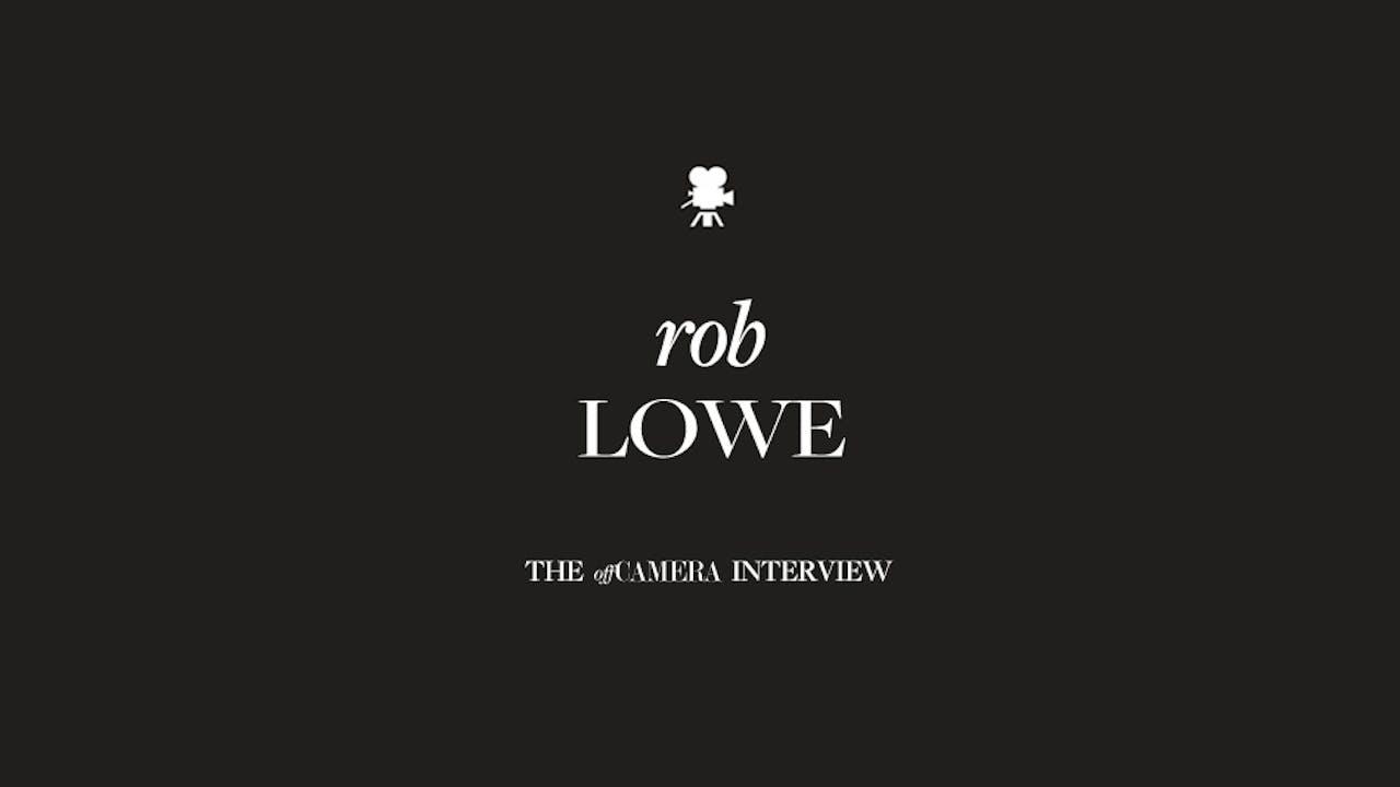 Ep 79. Rob Lowe