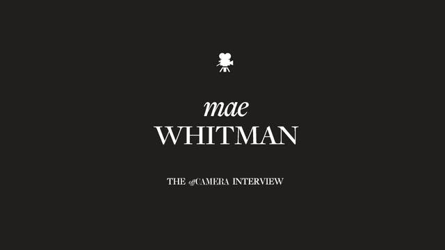 142. Mae Whitman