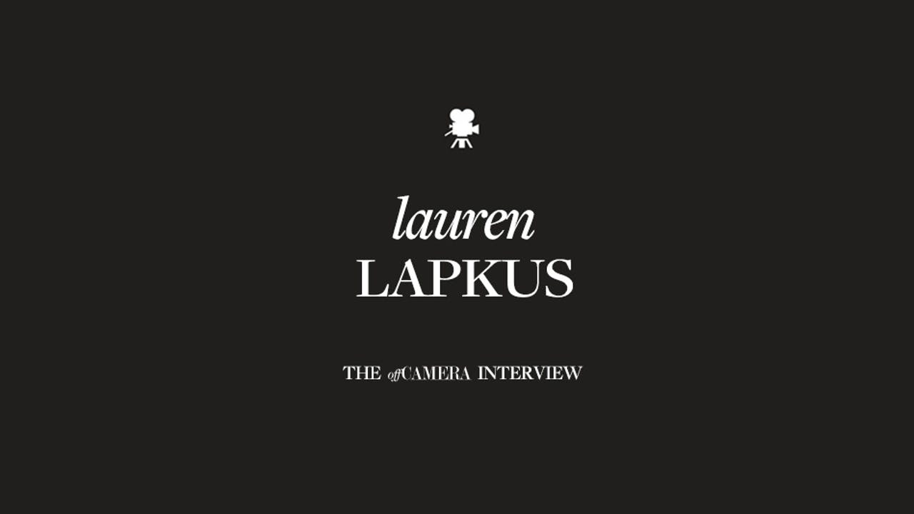 Ep 112. Lauren Lapkus