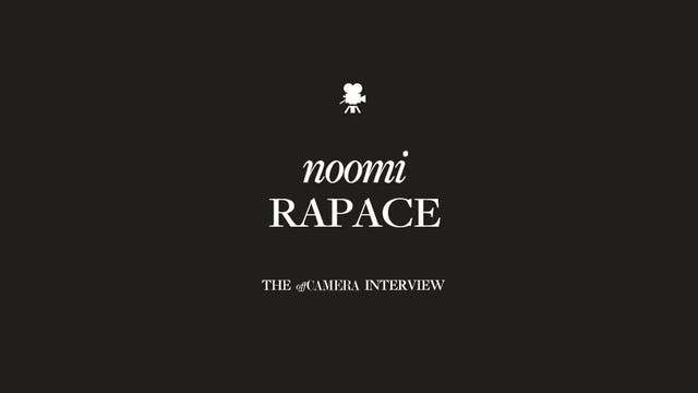 Ep 213. Noomi Rapace