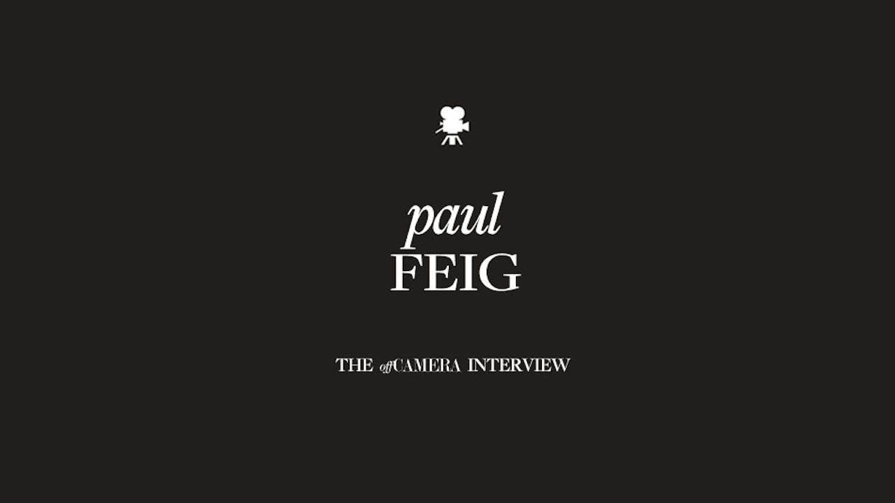 Ep 158. Paul Feig