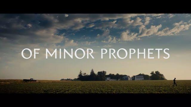 Of Minor Prophets
