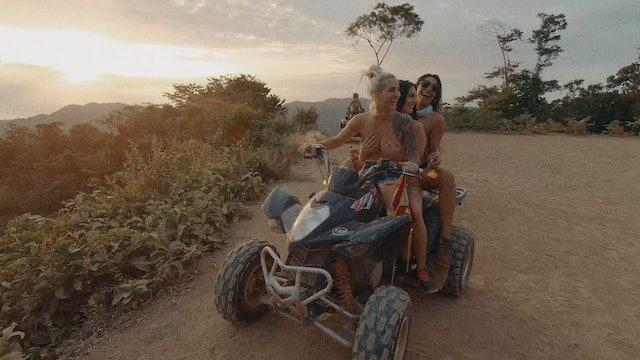 BEHIND THE JUNGLE Costa Rica - Animal Daze
