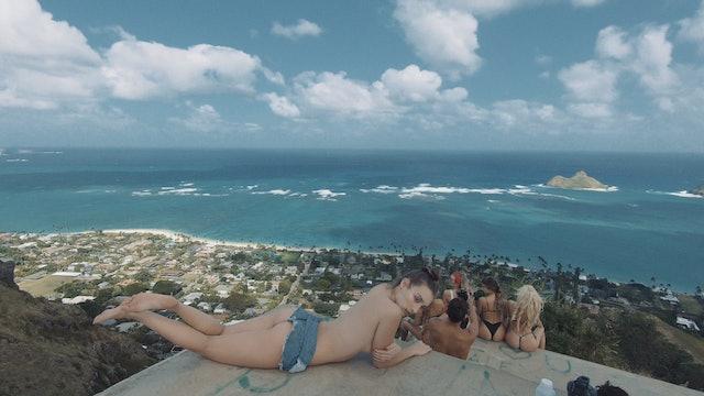 BEHIND THE JUNGLE Hawaii - Love&Faith Paradise Challenge