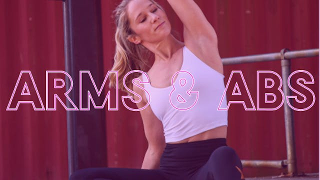 DAY 20. ARMS + ABS (LIVE)