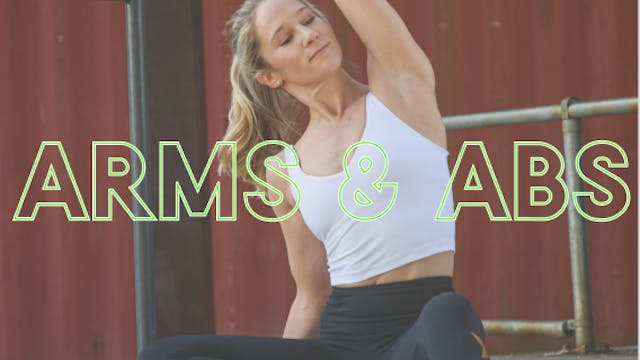 DAY 9. ARMS & ABS
