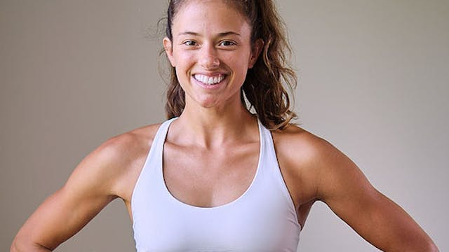 30 Minute Strength Workout with Katie