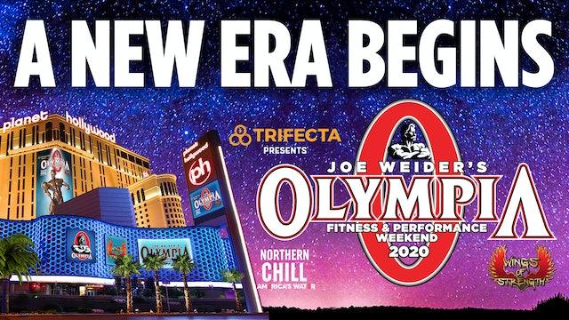 Olympia 2020 Premium Package