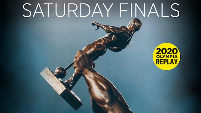 Olympia Finals, Saturday
