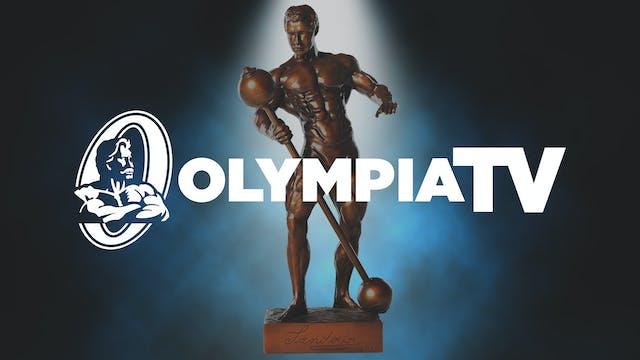 2021 Olympia Superstar Seminar, Sunday