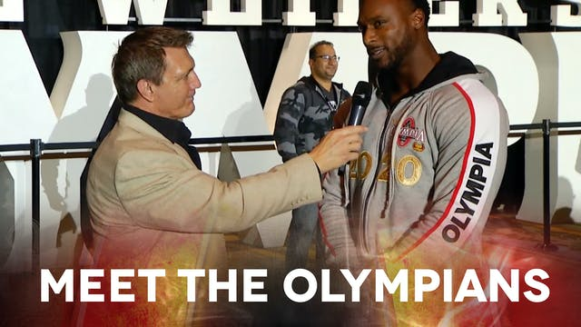 Meet the 2021 Olympia Bodybuilders - ...