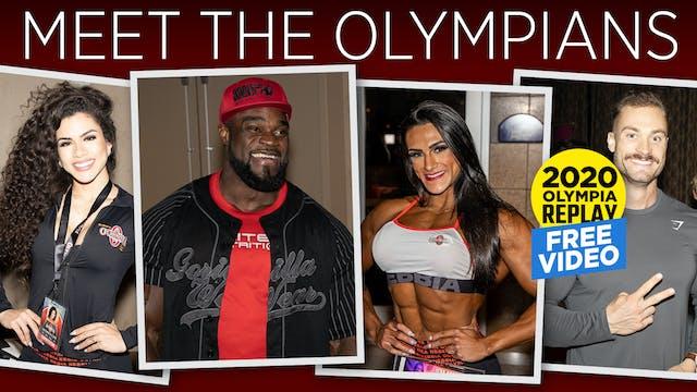 Meet the Olympians