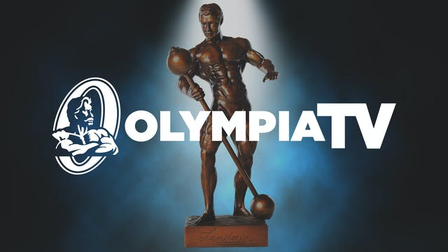 2021 Amateur Olympia Tuesday