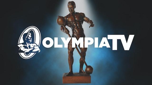 2021 Olympia World Fitness Festival LIVE - Friday