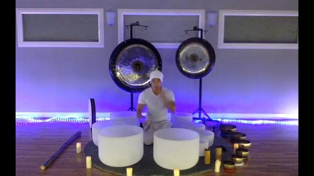 Cleansing Lower Chakras (Root, Sacral, and Solar Plexus) Sound Bath
