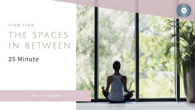 The Spaces In Between