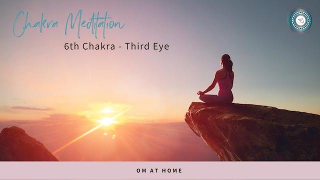 6th Chakra Meditation