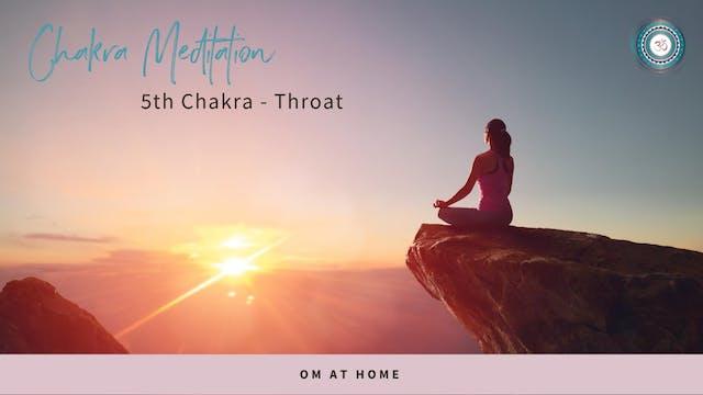 5th Chakra Meditation