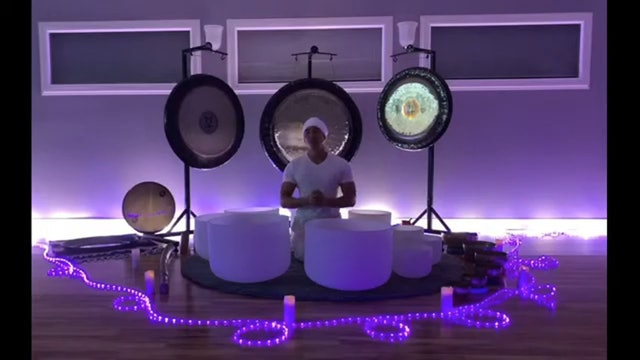 Connecting To Source Sound Bath