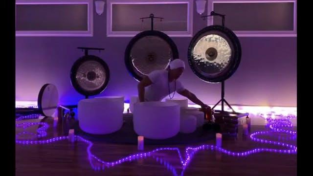 Spiritual Rebirth Sound Bath