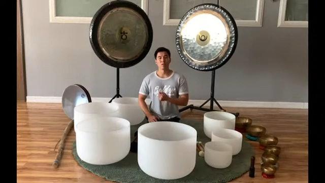 Sound Meditation Experience