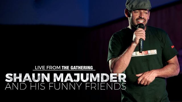 Shaun Majumder and his Funny Friends