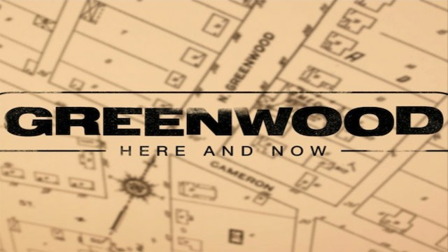 Greenwood, Here & Now: Episode 9: A conversation with David Harris