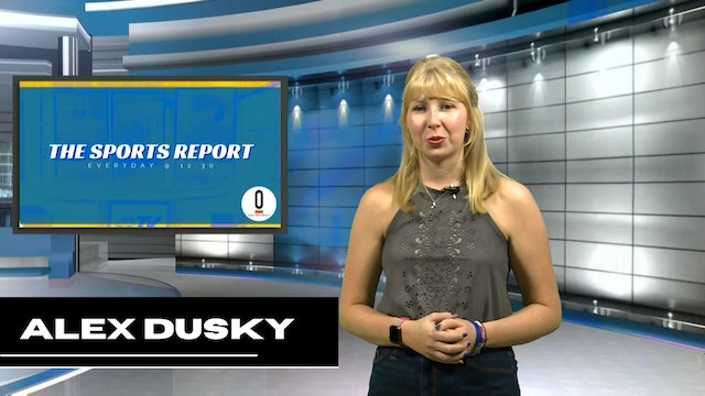 The Sports Report with Alex Dusky - September 17