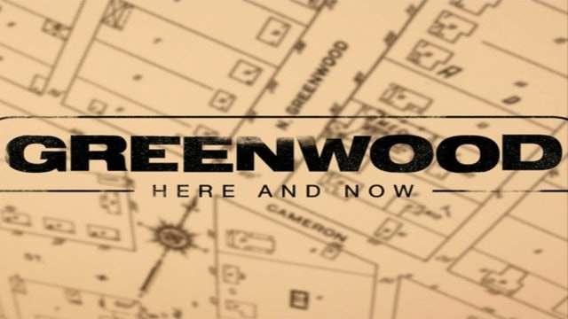 Greenwood, Here & Now: Episode 6: A conversation with Lincoln Cochran