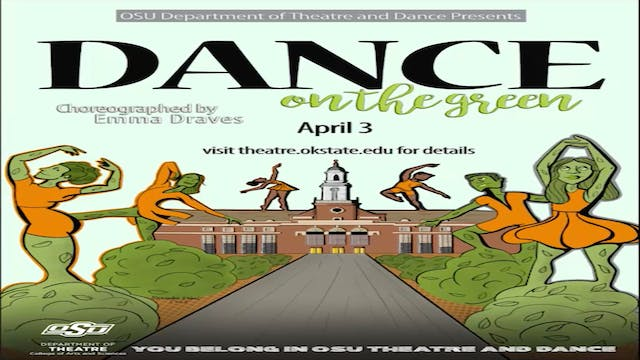 Dance on the Green