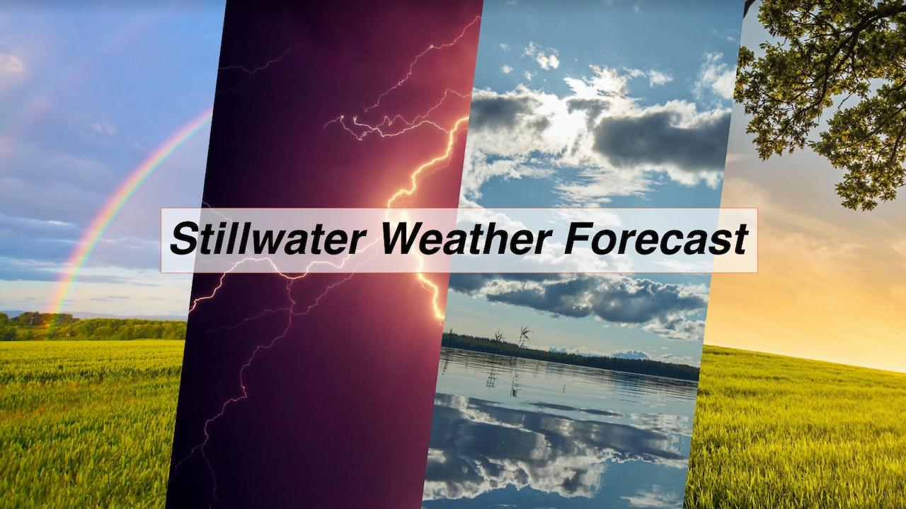 Stillwater Weather Forecast