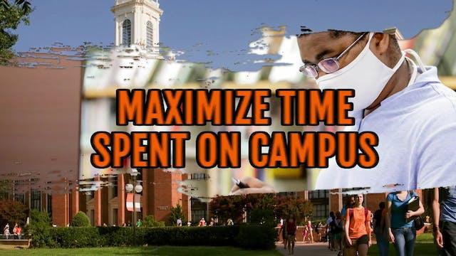 successful students - maximize time o...
