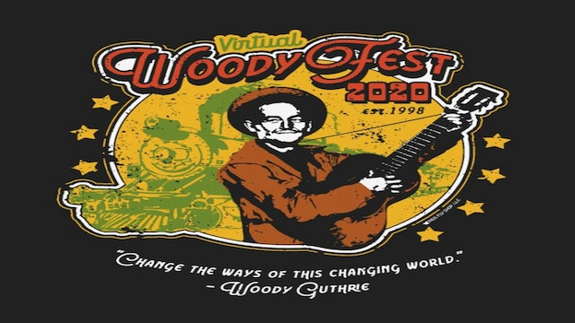 Woody Guthrie Festival (Tuesday)