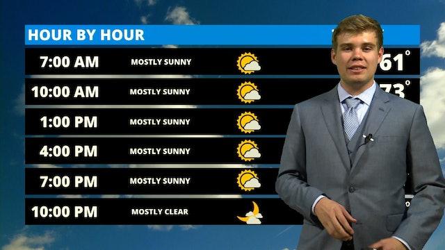 Monday Morning Weather - September 6