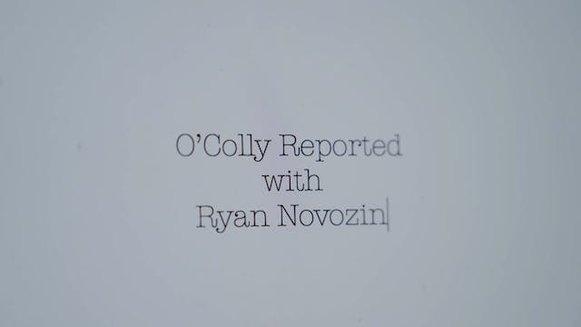 O'Colly Unreported S2 - Ep. 01