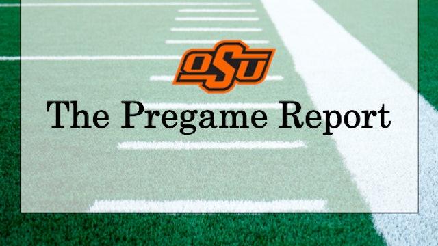 The Pregame Report