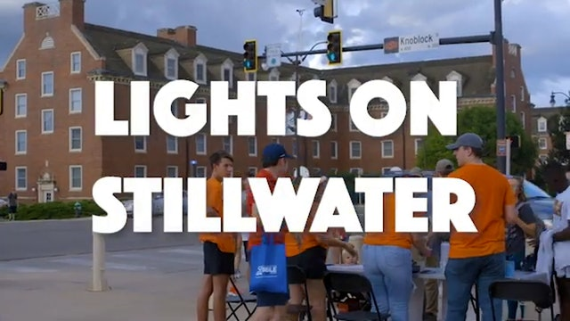 Lights On Stillwater