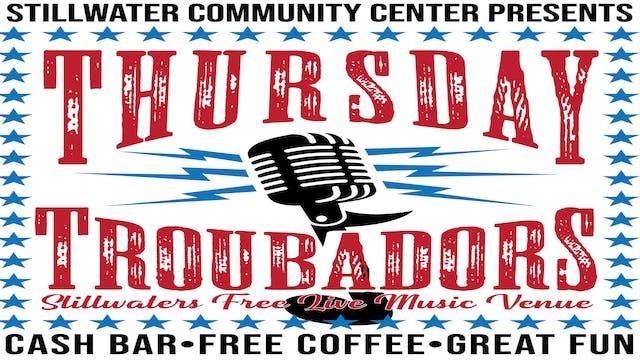 Thursday Troubadors Ep. 01