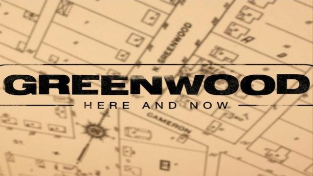 Greenwood, Here & Now: Episode 3: A conversation with Cheyenne McKinney